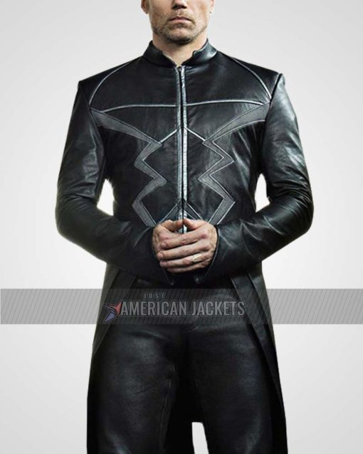Anson Mount Inhumans Jacket