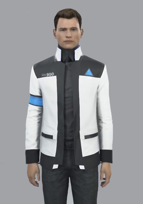 Detroit Become Human Video Game Jacket