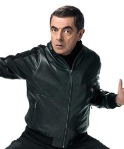 Rowan Atkinson Johnny English Strike Again Jacket