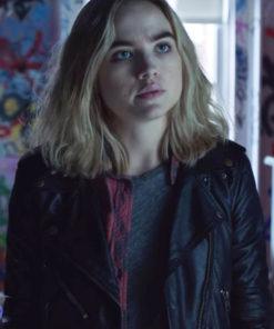 Impulse Maddie Hasson Leather Jacket
