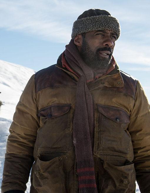 Idris Elba Mountain Between Us Jacket