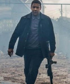 The Equalizer 2 Denzel Washington Jacket