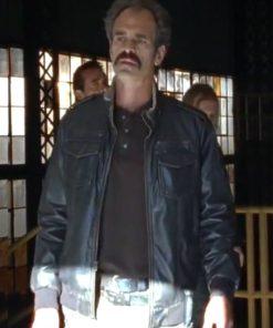Simon Bomber Jacket The Walking Dead