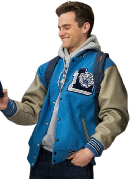 13 Reason Why Liberty High Varsity Jacket