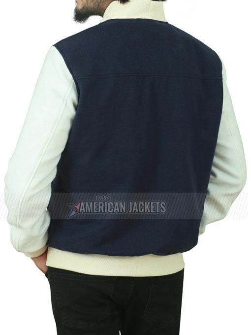 Ansel Elgort Baby Driver Jacket