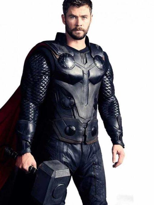 Chris Hemsworth Avengers Infinity War Vest