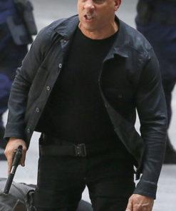 Vin Diesel Fast & furious Black Jacket