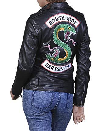 Southside Black Jacket
