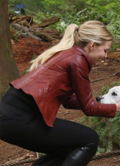 Upon A Time Season 6 Jennifer Morrison Jacket