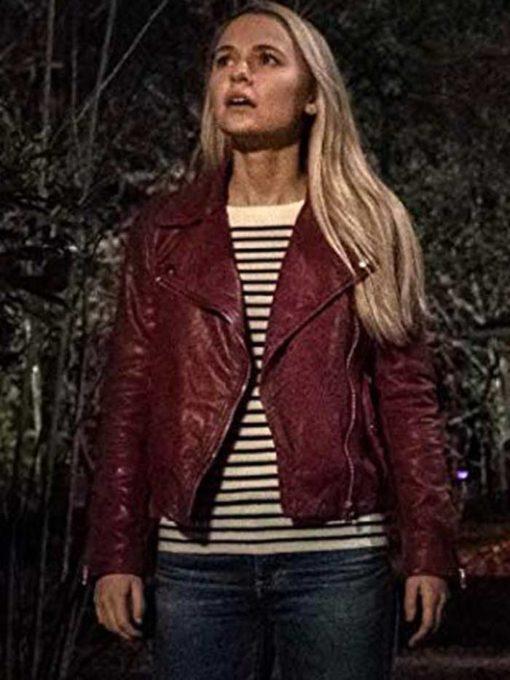 Goosebumps Haunted Halloween Movie Jacket