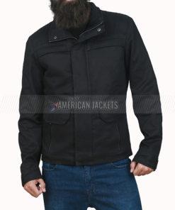 Jon Bernthal Black Jacket