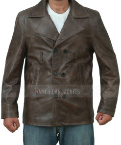 Live By Night Ben Affleck Brown Jacket