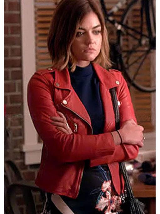 Pretty Little Liars Aria Montgomery Jacket