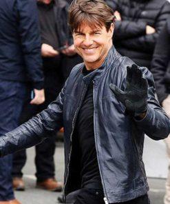 Tom Cruise Leather Jacket