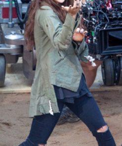 Captain America Civil War Scarlet Witch Jacket