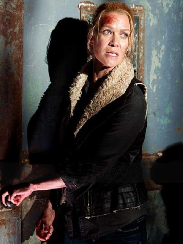 The Walking Dead Andrea Laurie Holden Vest