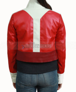 Voltron Keith Red Jacket