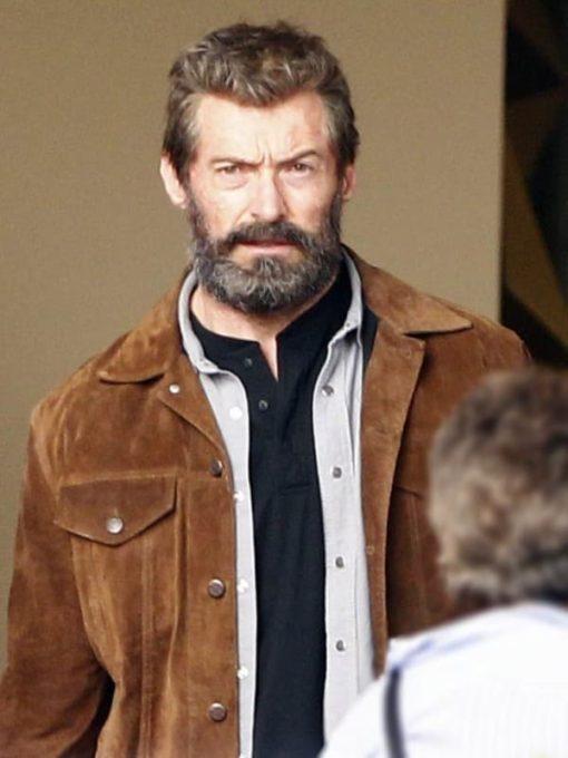 Wolverine 3 X Logan Hugh Jackman Jacket