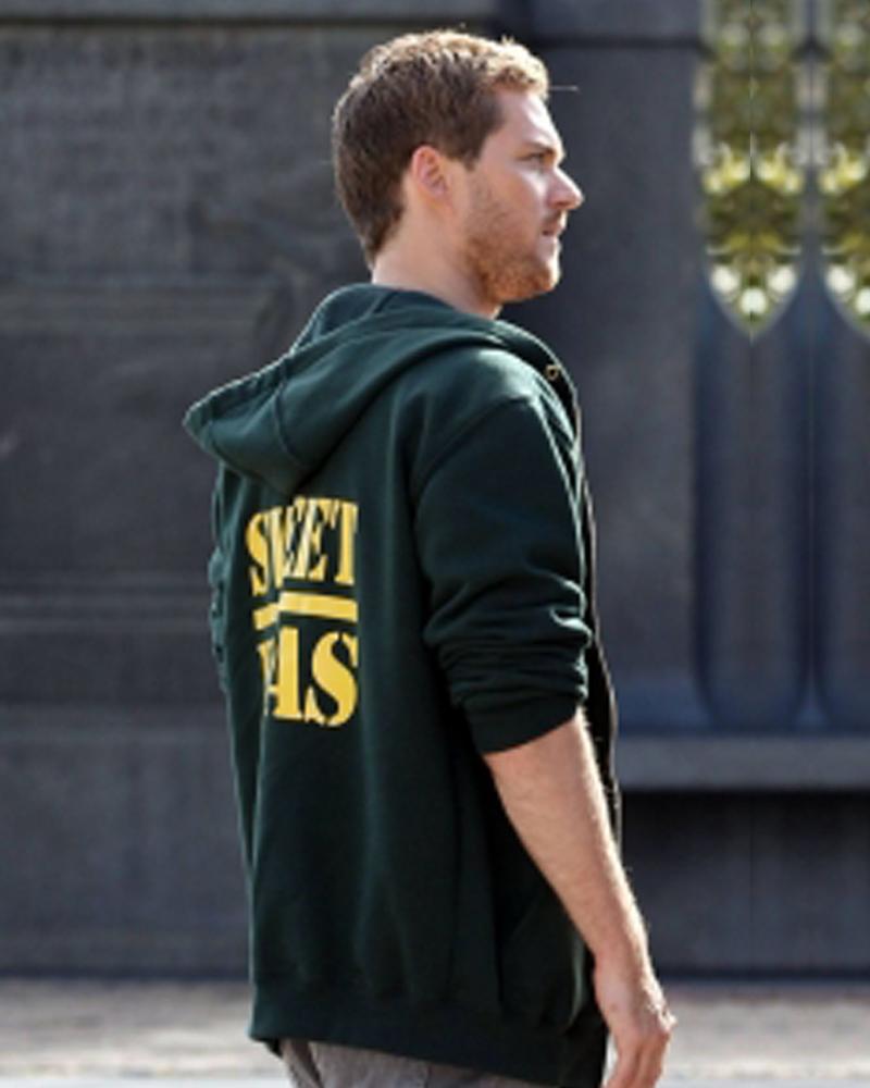 Sweet Xmas Luke Cage Hoodie - Just American Jackets