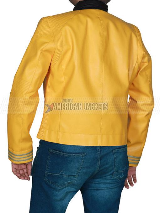 Captain Pike Star Trek Discovery Jacket