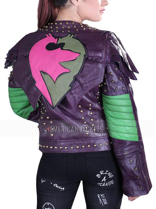 Purple Descendants 2 Jacket