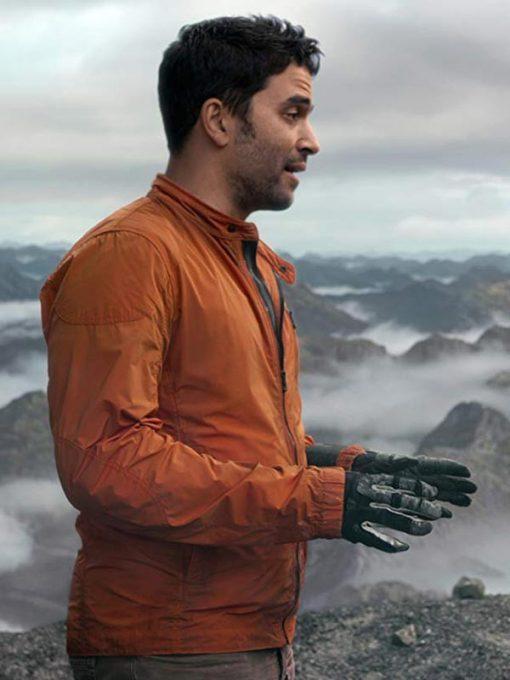 Ignacio Serricchio Lost in Space Jacket