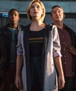 Doctor Who Jodie Whittaker Coat