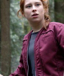 Penny Robinson Lost in Space Mina Sundwall Jacket