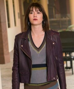 TV Series Fargo Nikki Swango Leather Jacket