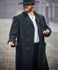 Tom Hardy Peaky Blinders Alfie Solomons Coat