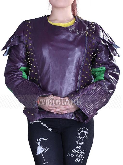 Descendants 2 Mal Leather Jacket