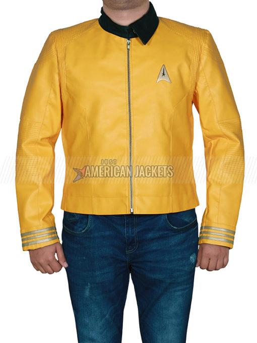 Captain Pike Yellow Jacket