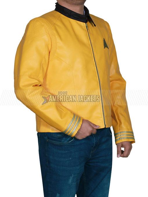 Star Trek Discovery Captain Pike Yellow Jacket