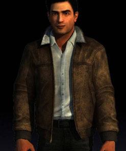Vito Scaletta Video Game Mafia 2 Brown Jacket