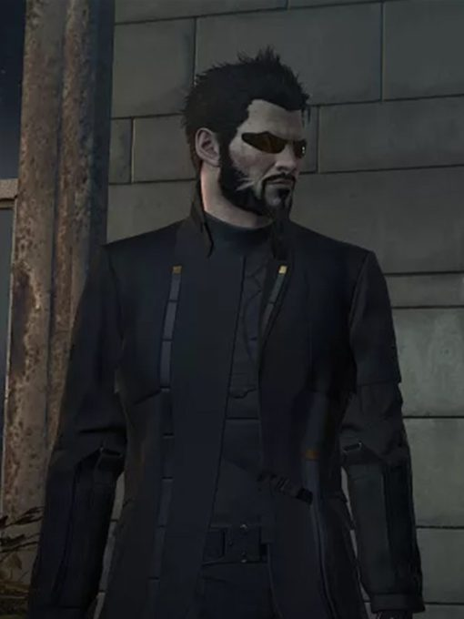 Adam Jensen Coat from Deus Ex Human Revolution