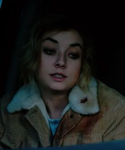 Giorgia Whigham The Punisher Amy Bendix Jacket