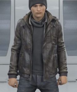 Connor Detroit Become Human Leather Jacket