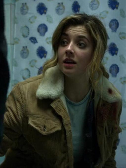Giorgia Whigham The Punisher Jacket