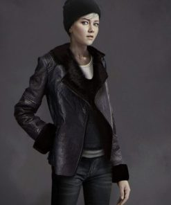 Detroit Become Human Kara Leather Jacket