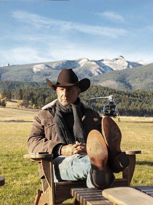 John Dutton Jacket in Yellowstone