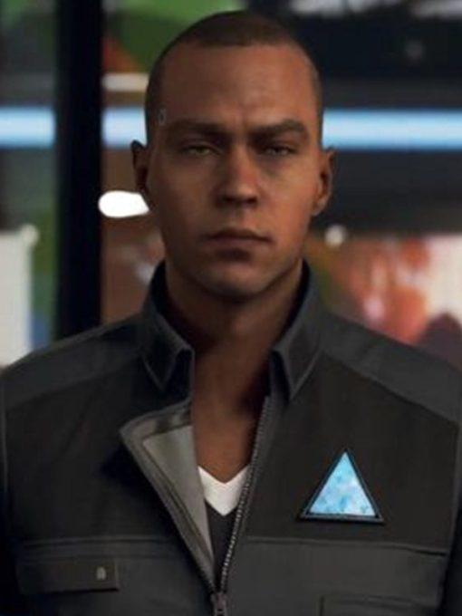 Detroit Become Human Markus Black Vest