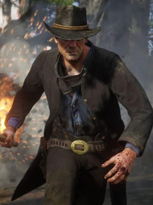 Arthur Morgan Red Dead Redemption 2 Wool Coat