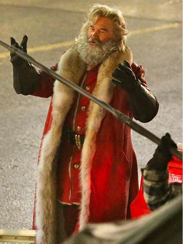 The Christmas Chronicles Santa.The Christmas Chronicles Santa Claus Red Coat