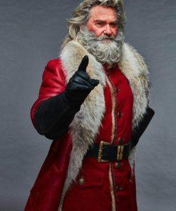 Santa Claus Red Coat