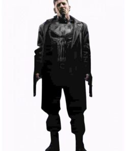 Frank Castle The Punisher Trench Coat