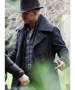 Tom Hardy Black Coat from Taboo