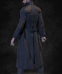 Video Game Vampyr Jonathan Reid Trench Coat