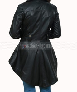 Umbrella Academy Allison Leather Jacket