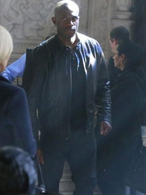 Nate Lahey How to Get Away with Murder Black Jacket