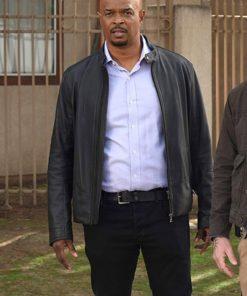 Roger Murtaugh Lethal Weapon Damon Wayans Black Jacket